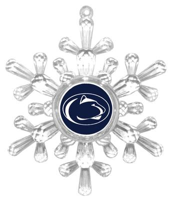 Topperscot Inc. - Penn State Plastic Crystal Ornament