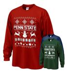 Penn State Holiday Long Sleeve T-shirt