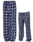 Penn State Flannel Pants With Pockets