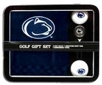 Penn State Golf Tin Gift Set With Towel