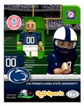 Penn State MiniFigures #00 Football Player