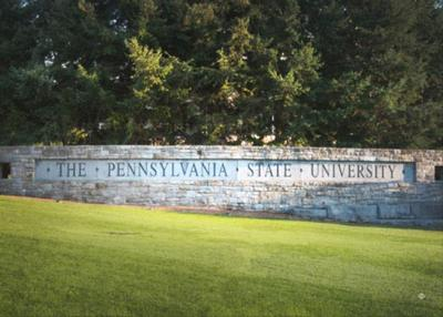 Paulson Designs - Penn State Campus Entry 16