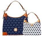 Penn State Dooney & Bourke Hobo Shoulder Bag