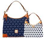 Penn State Dooney & Bourke Hobo Shoulder Bag