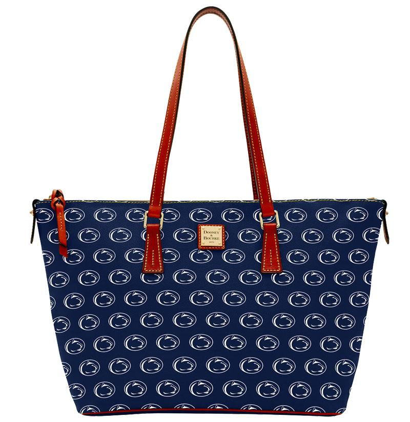 Penn State Dooney Amp Bourke Shopper Tote Bag Souvenirs