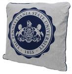 Penn State University Seal T-Shirt Pillow