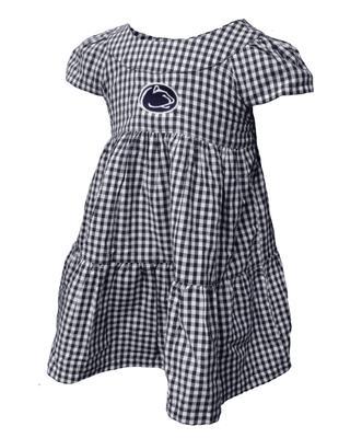 Penn State Infant Brigitte Plaid Dress