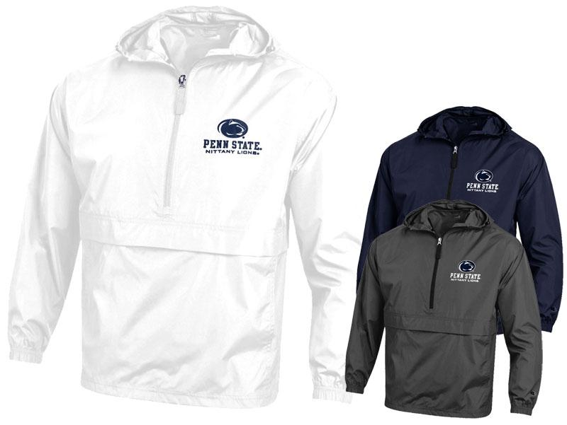 Penn State Pack N Go Jacket Mens Gt Jackets Gt Empty