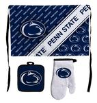 Penn State Deluxe Barbeque Set
