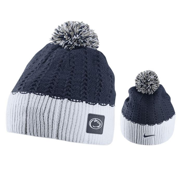 Penn State Nike Women's Express Knit Hat | Headwear > HATS ...