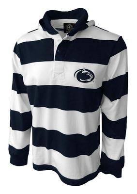 The Family Clothesline - Penn State Rugby Striped Hood