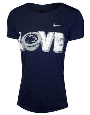 NIKE - Penn State Nike Women's Love Hockey T-shirt