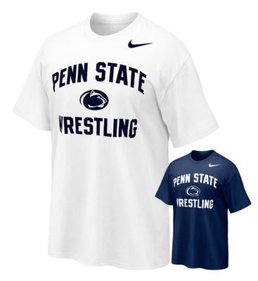 NIKE - Penn State Wrestling Nike Adult T-Shirt
