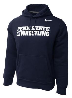 NIKE - Penn State Nike Wrestling Hood