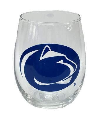 Nordic Company - Penn State 15oz Stemless Wine Glass