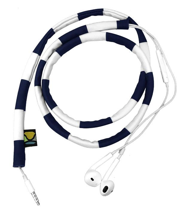 penn state earphone cord cover souvenirs electronics headphones. Black Bedroom Furniture Sets. Home Design Ideas