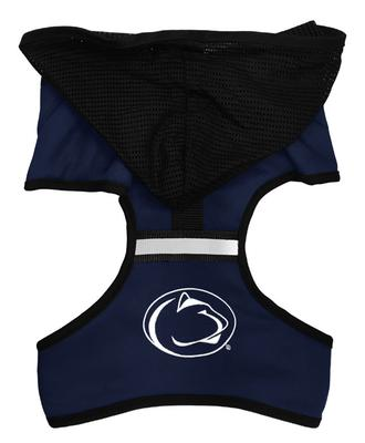 Pets First - Penn State Harness with Hood