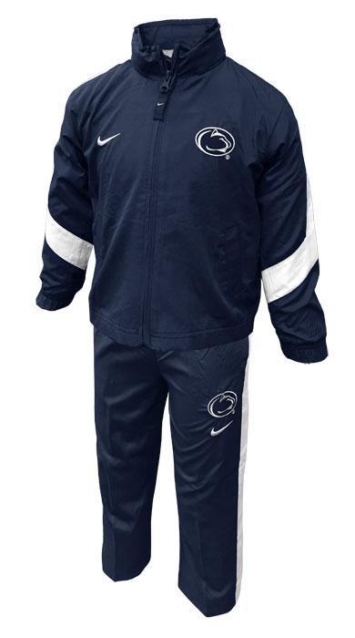 Penn State Nike Infant Windsuit