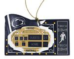 Penn State Scoreboard Oranment