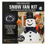 Penn State Snowman Fan Kit