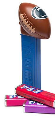 Pez Candy Inc - Penn State Football Pez Dispenser