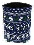 Penn State Ugly Sweater Koozie