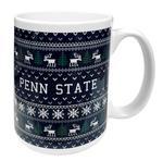 Penn State Ugly Sweater 15oz Mug