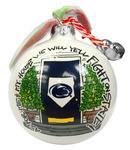 Penn State My House Ornament
