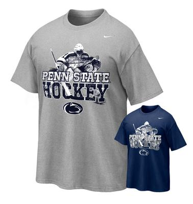 NIKE - Penn State Nike Youth Hockey Goalie T-shirt