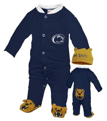 ZooZatz - Penn State Infant Mascot Romper Set