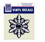 Penn State Snowflake Decal