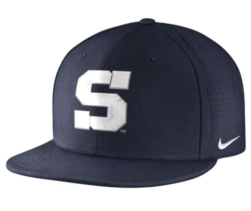 f298b466f36 Penn State Baseball Nike Dri-Fit True Vapor Hat NAVY ...