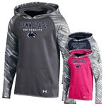 Penn State Under Armour Youth Printed Hood