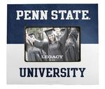 Penn State Split Color 6x4 Picture Frame NAVYWHITE