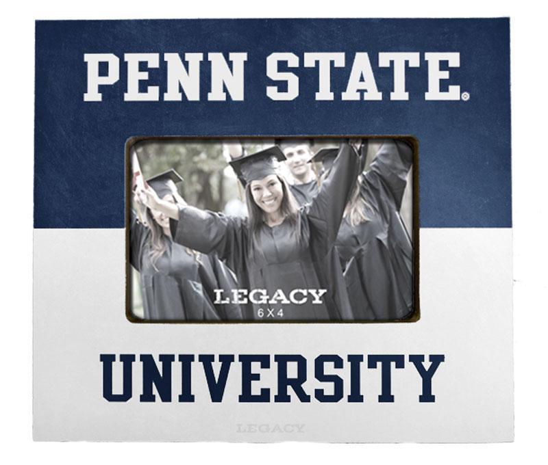 Penn State Split Color 6x4 Picture Frame | Souvenirs > HOME ...