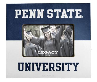 Legacy - Penn State Split Color 6x4 Picture Frame