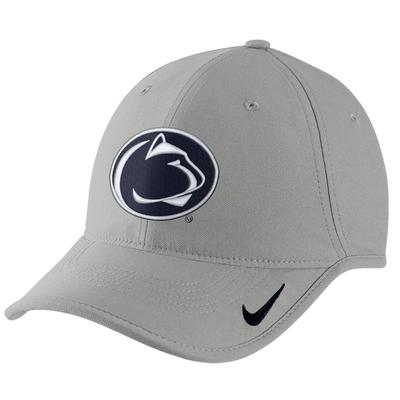 Penn State Nike Dri-Fit H86 Vapor Hat GREY