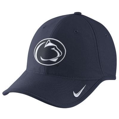 Penn State Nike Dri-Fit H86 Vapor Hat NAVY