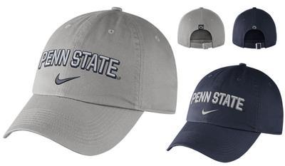 NIKE - Penn State Nike H86 Word Mark Hat