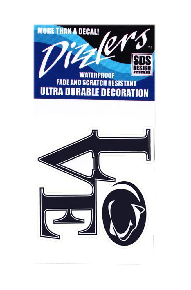 Penn State Love Logo 2 Quot Dizzler Decal Souvenirs Gt Car
