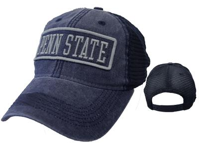 b7a07677c83 ... new zealand penn state dashboard patch trucker hat item hat500738dasboa  b79c1 4510f cheap penn state dhs mesh fitted hat by zephyr navy white ...