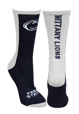 Mojo - Penn State Loud & Proud Crew Socks
