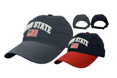 Legacy - Penn State USA Flag Relaxed Hat
