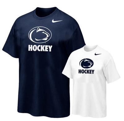 NIKE - Penn State Nike Hockey Logo Sport T-Shirt
