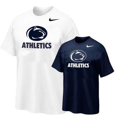 NIKE - Penn State Nike Athletics Logo T-shirt