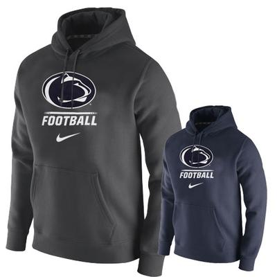NIKE - Penn State Nike Men's Football Sport Hood