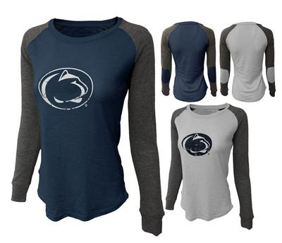 The Family Clothesline - Penn State Women's Preppy Patch Long Sleeve