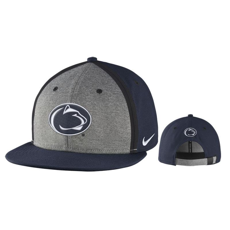 Penn State Nike True Sideline Hat Item   33312HATSIDELIN 15092b9e41b