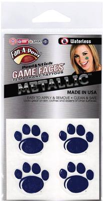 Innovative Adhesives - Penn State Metallic New Paw Waterless Tattoos