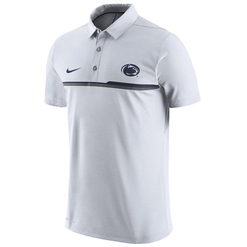 Penn State Nike Men S Elite Coaches Polo Mens Gt Dress